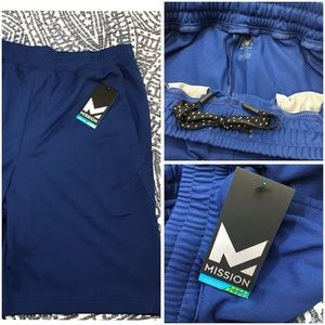 Mission | Thermo Regulation Shorts | L | NWT